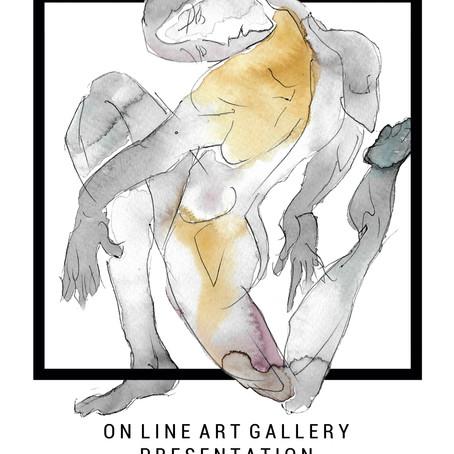 On line Art Gallery Presentation