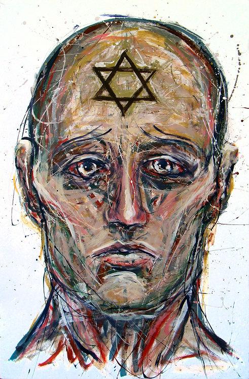 Judaism - Juan de la Cruz Digital Art