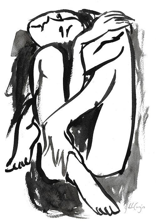Elucubraciones XXXIII - Juan de la Cruz Digital Art