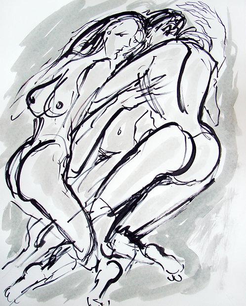 Elucubraciones XXI - Juan de la Cruz Digital Art