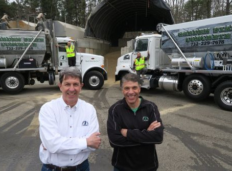 Garden State Concrete is featured in Asbury Park Press