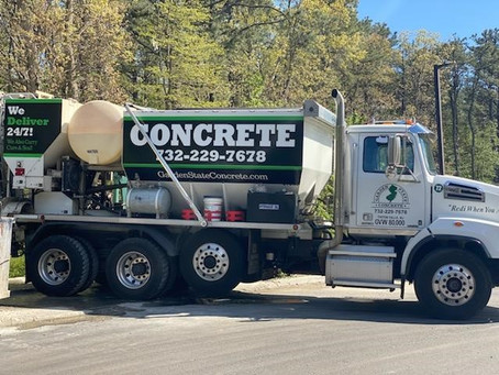Concrete Driver Wanted
