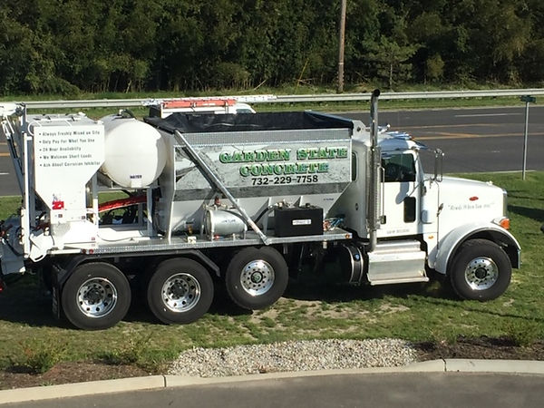 East Windsor Concrete Delivery