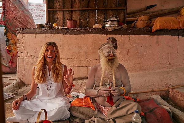 Sadhus-and-visitor-in-Kumbh.jpeg
