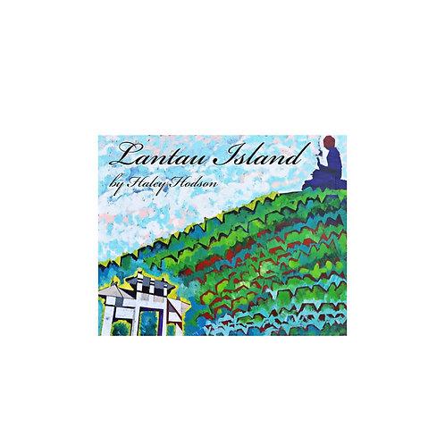 """Lantau Island"" by Haley Hodson (for 2, 3 & 4 harps)"