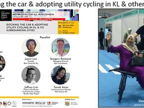 Ditching the car & adopting utility cycling