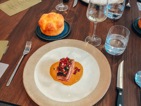 8-Course Tasting Menu Experience with CREM Kitchen (in Collaboration with Hype Experiences)