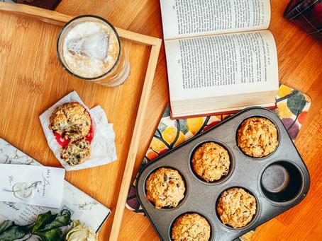 Lazy Sunday Superfood Morning Muffins