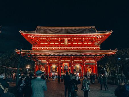 Autumn Japan Trip   11 Days in Japan   Day 5-7 Tokyo