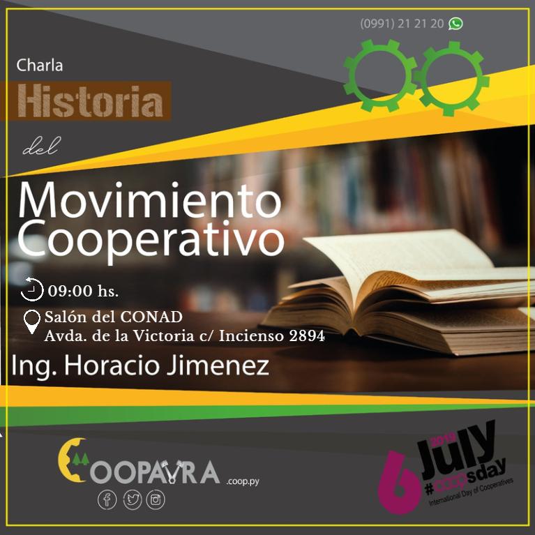 Charla Movimiento Cooperativo