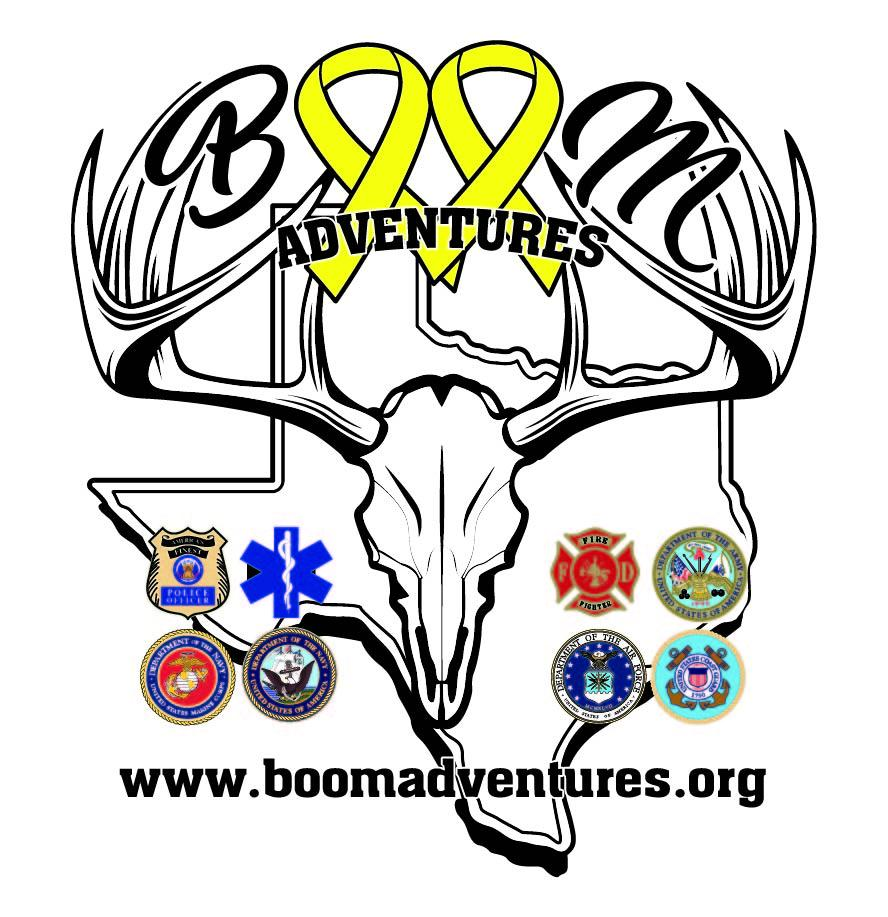 Boom Deer Logo Color