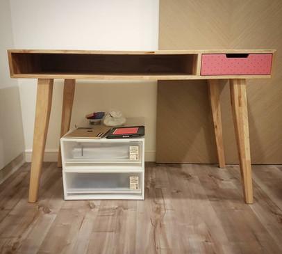 Bespeckled Writing Desk