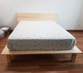 Ingrid Queen Bed