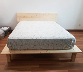 Ingrid Queen Bed