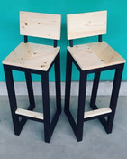 The Twins Barstools