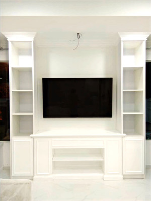 Classic Solid TV Cabinets