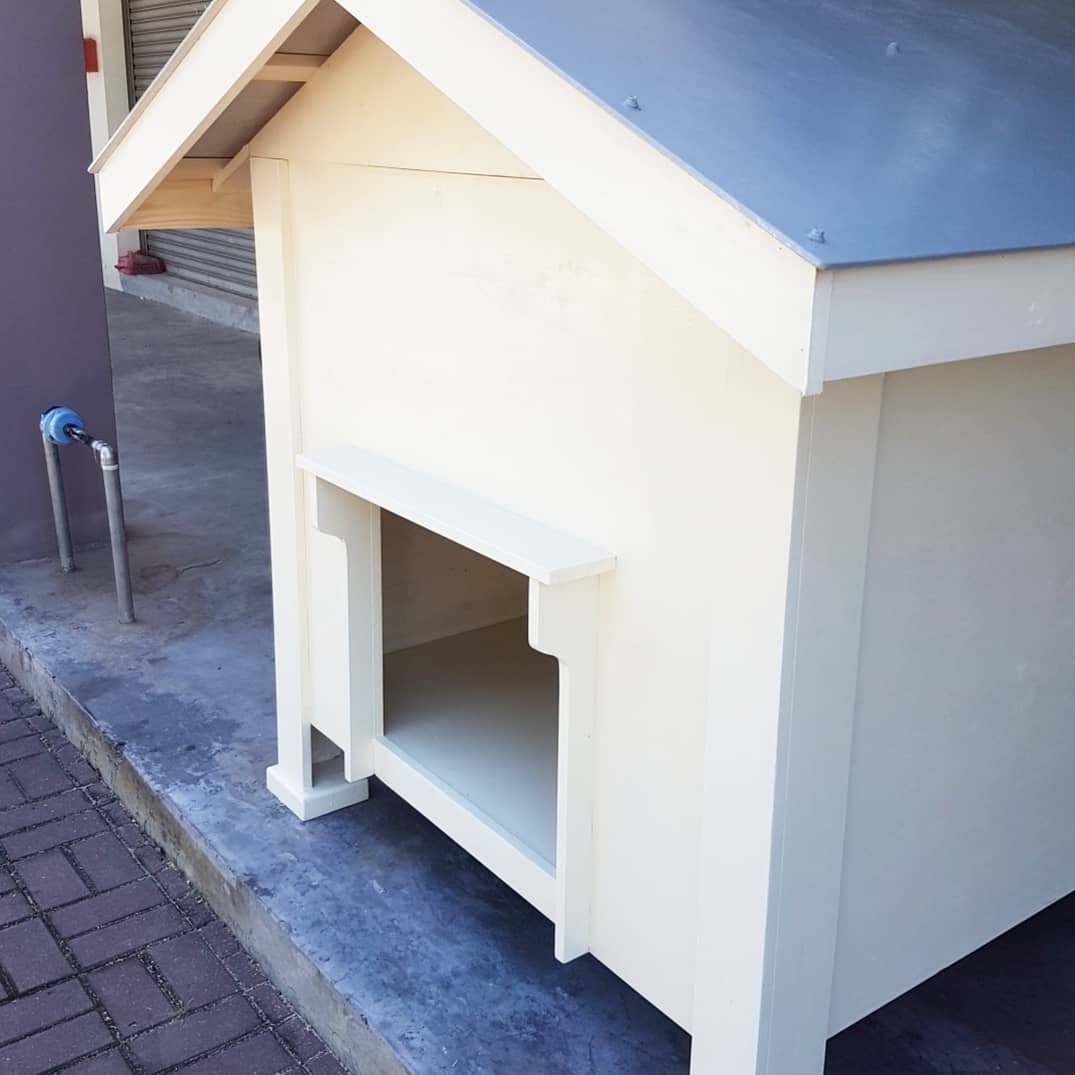 Furtress Dog House