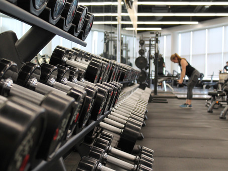 Whoa there. Why you shouldn't rush back to the gym in level two