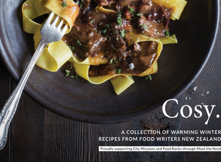 Get cosy in the kitchen this winter - and help Kiwis in need