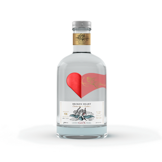Broken Heart Angels Share Gin