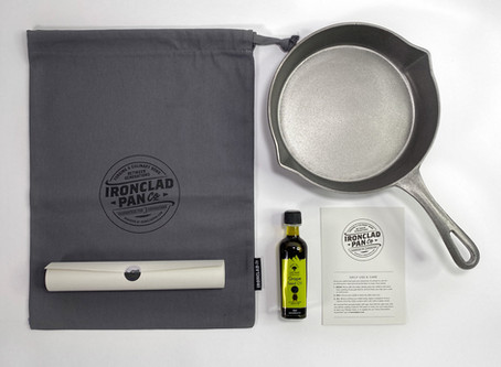 The Ironclad Pan Company launches the Lil' Legacy