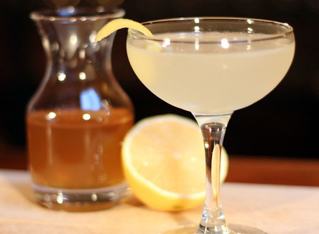 Raise a glass to the bees with 4 honey cocktails