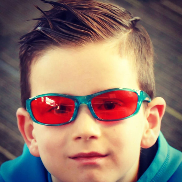 Premium Kids NightFall Blue Blocking Glasses