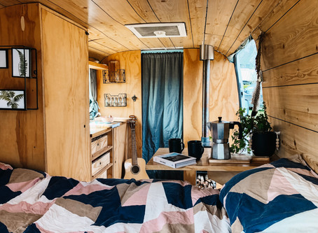 Craving a camping trip with a difference?  Quirky Campers is smashing the mould