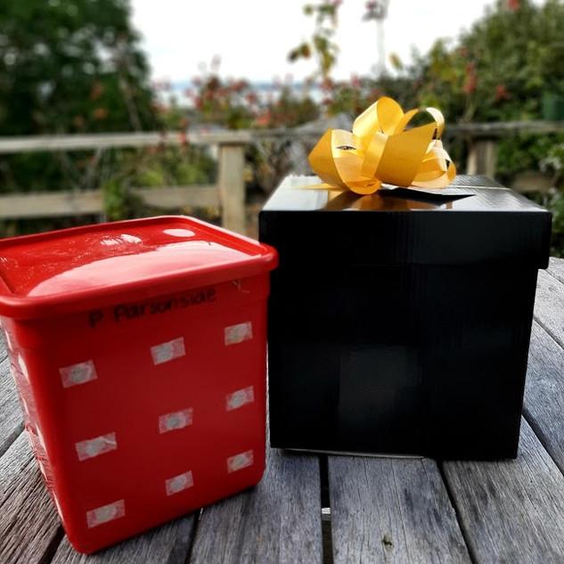 Mushroomate gift box