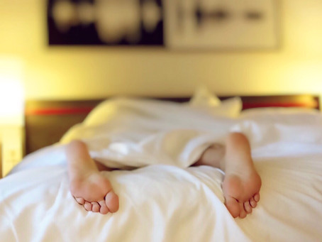 Why we should all sleep naked - and 84 other ways to get a great night's sleep