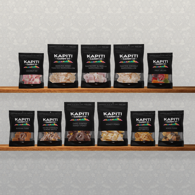 A few of the Kapiti Candy stars