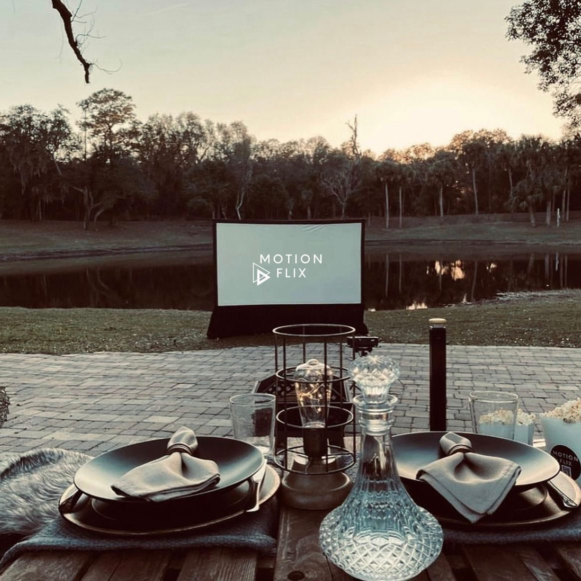 Premiere Package 11ft Screen