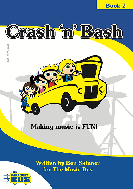 Crash'n'Bash Book 2
