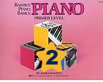 Book 2 : Bastien Book Primer Level