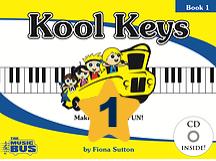 Book 1 : Kool Keys