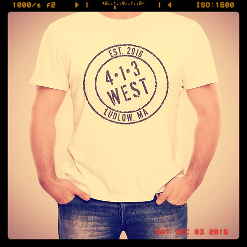 4-1-3 West Logo T-Shirt