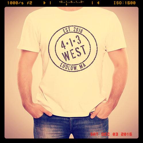4-1-3 West Logo T-Shirt