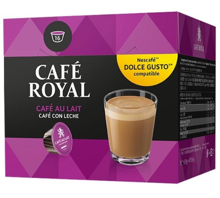 Café Royal Dolce Gusto Cappuccino Tres Oman