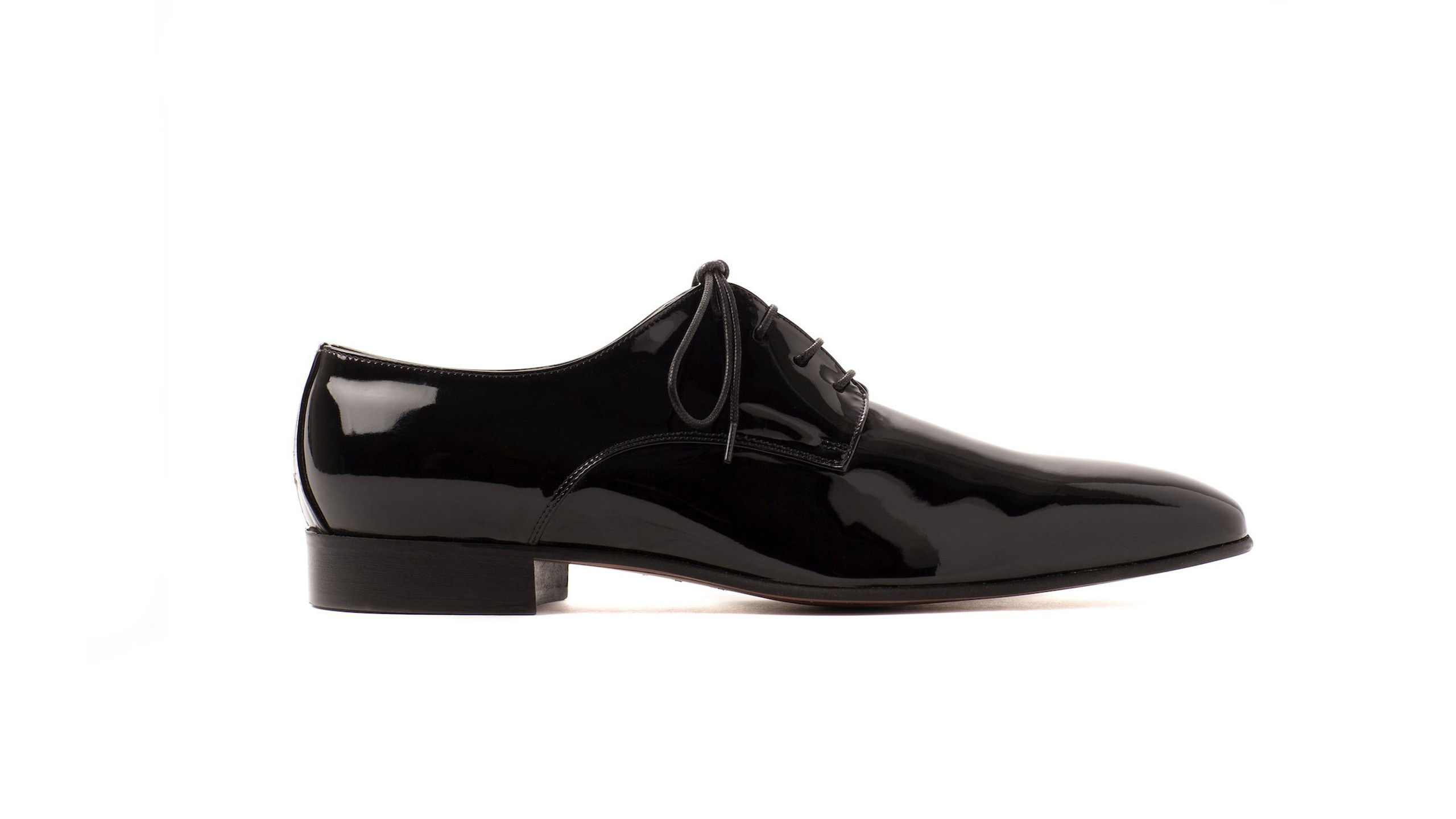 MAXWELL in Black Patent-Effect