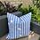 Thumbnail: Blue Stripe Pillow