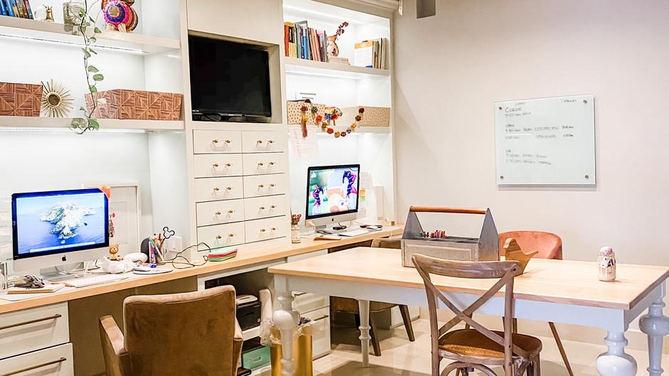 My Playroom / Office Area