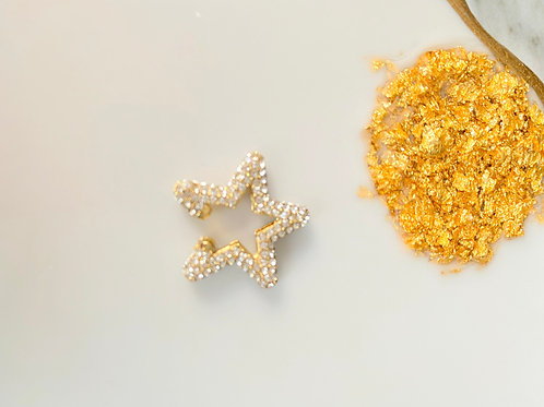 Bling Earcuff Star