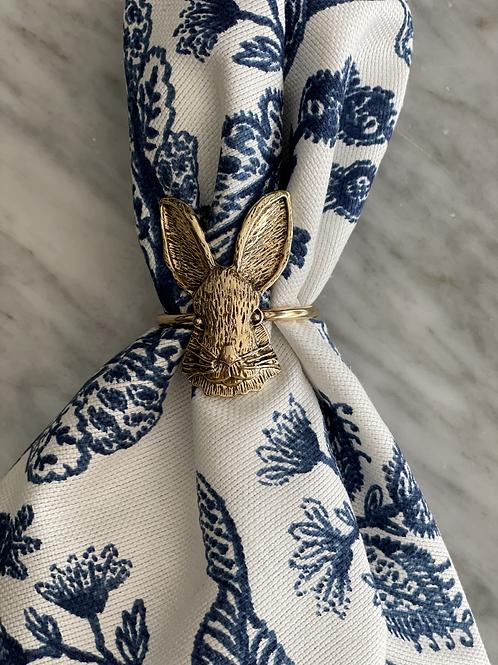 Servilletero rabbit