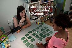 Psicopedagogia  Logopèdia