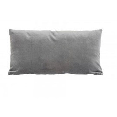 Velvet Grey Cushion