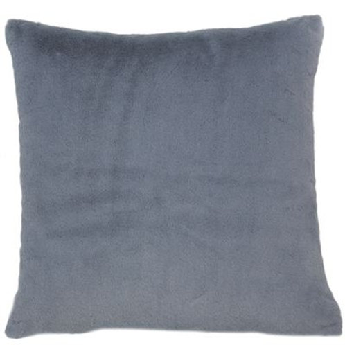 Blue Plush Cushion