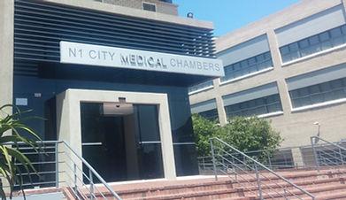 Medical Chambers, N1 City