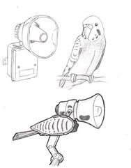 Speakerkeet [loud.B1-RD]