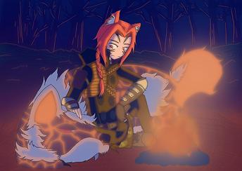 [Final] Nomadic Feline [Increased Vibran