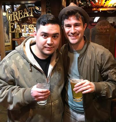 Aaron Steiner & Matt Steiner